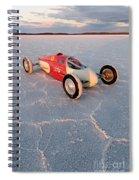Spirit Of Sunshine 3 Spiral Notebook