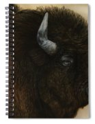 Spirit Of The Plains  Spiral Notebook