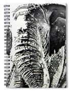 Spirit Of The Serengeti Spiral Notebook