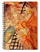 Spirit Walk Spiral Notebook