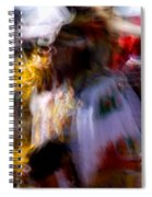 Spirits 2 Spiral Notebook