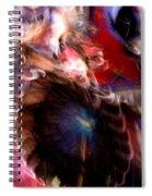 Spirits 5 Spiral Notebook