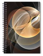Spirits Of Life Spiral Notebook