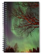 Spirits Of The Night    Spiral Notebook