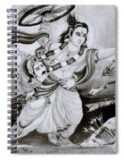 Urban Faith Spiral Notebook