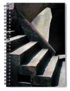 Spiritual Chiaroscuro Spiral Notebook