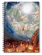 Spiritual Warfare Spiral Notebook