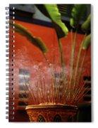 Spirituality Spiral Notebook