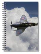 Spitfire Mk Ixb  Spiral Notebook