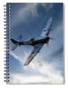 Spitfire Pass Spiral Notebook