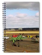 Spitfire's Galore Spiral Notebook