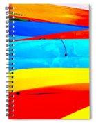 Splash Of Fun Spiral Notebook
