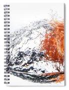 Splashie Spiral Notebook
