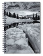 Split Spiral Notebook