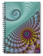 Split Personality Spiral Notebook