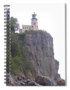 Split Rock 2010d Spiral Notebook