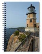 Split Rock Lighthouse 100 Spiral Notebook