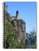 Split Rock Lighthouse Spiral Notebook