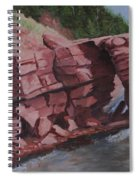 Split Rock Spiral Notebook