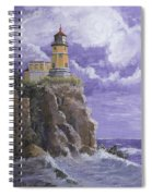 Split Rock Magic Spiral Notebook