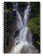 Split Top Falls Spiral Notebook