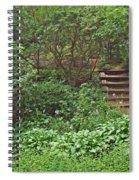 Spohr Gardens - Quissett - Falmouth - Ma - Cape Cod Spiral Notebook