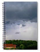 Spoiling For A Storm Spiral Notebook