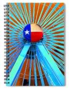 Spokes - Photopower 1724 Spiral Notebook