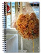 Sponge Bob Spiral Notebook