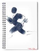 Sport A 1 Spiral Notebook