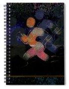 Sport B 7 B Spiral Notebook