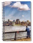 Sport - Fishing Spiral Notebook