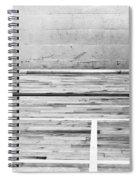 Sports Hall Spiral Notebook