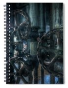 Spot Cocks Spiral Notebook