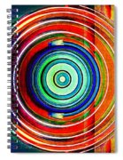 Spot On Spiral Notebook