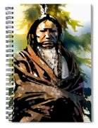 Spotted Tail Spiral Notebook