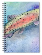 Spotted Trout Spiral Notebook