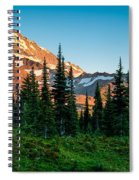 Spray Park Panorama Spiral Notebook