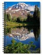 Spray Park Reflection Spiral Notebook