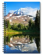 Spray Park Tarn Spiral Notebook