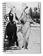 Sprinchorn Women, 1914 Spiral Notebook