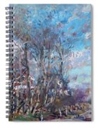 Spring 2013 Spiral Notebook
