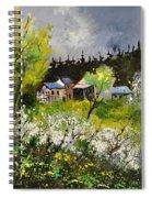 Spring 454140 Spiral Notebook