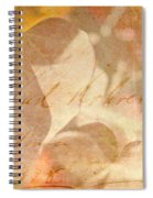 Spring Afternoon Sunlight Spiral Notebook