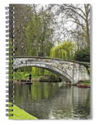 Spring And The River Cam Spiral Notebook