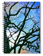 Spring Approaches Spiral Notebook