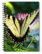 Spring Arrival Spiral Notebook