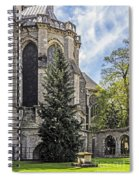 Spring At Chartres Spiral Notebook
