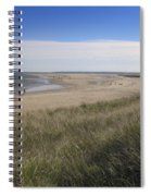 Spring At Crane Beach Spiral Notebook