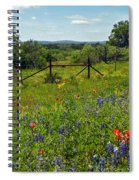 Spring At It's Finest  Spiral Notebook